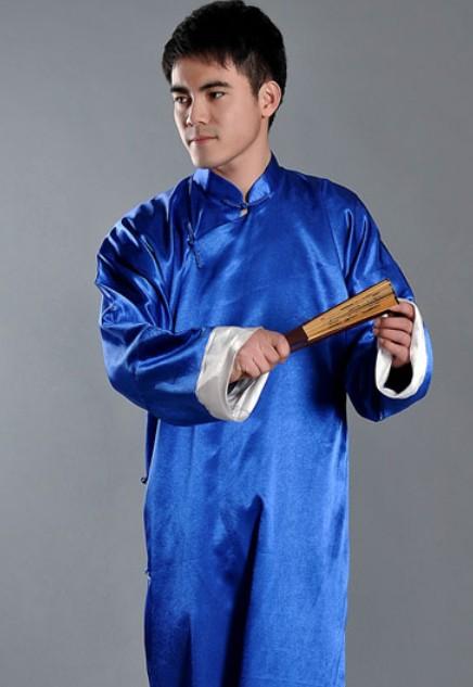 民国长衫_南京相声服装租赁图片
