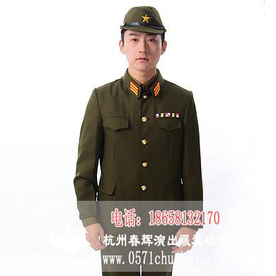 海陆空三军仪仗队-军队服装