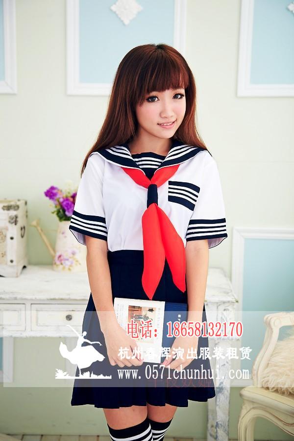 学生装 水手服 女生